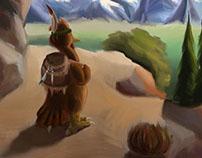 Turkey's journey to Bear Mountain