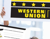 WESTERN UNION Promotion Ads