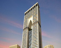 WEST BAY HOTEL TOWER - DOHA, QATAR.
