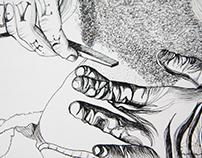 Barber's hands 3