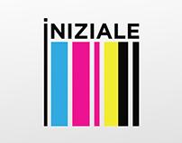 logo for printing INIZIALE
