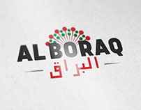 AL BORAQ البراق Logo Concept for Morocco TGV Train ONC