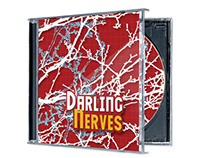 Darling Nerves CD packaging