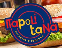 Rebranding Itapolitana Sorvetes e Lanches