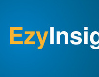 "Logo for "" EzyInsights "", Finland"