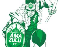 IMPI AMAZULU warrior
