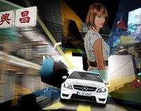 AMVBBDO / Mercedes 'Escape The Map'