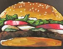 Chalk Art and Signage (Whole Foods Market)