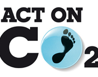 Act on Co2: Illustrations for national ad campaign