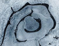 ABSTRACT ICE PATTERNS