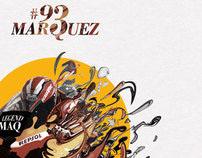 Marc Márquez // Legend MAQ
