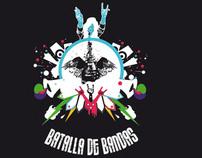"""Libro """"Batalla de bandas"""""""