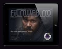 Filmweb iPad MAG