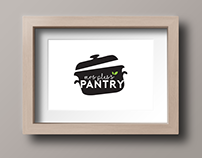 Mrs Ples's Pantry Logo Design