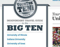 College Football Travel Guide Site