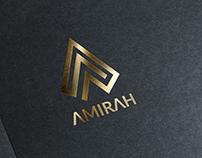 Amirah Logo