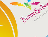Beauty Spa Brazil - Logotype and Visual Identity