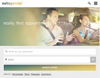netagenda 2014 redesign