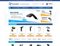 SEDONA - cash registers ecommerce