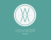 Wemadeit Studio - Branding