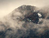 Landscape San Martin de los Andes