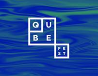 Qube Fest - Brand Identity