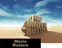 HBO Movie Busters Logo