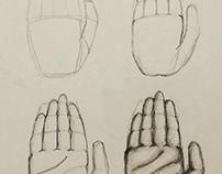 Art Lesson: Hands