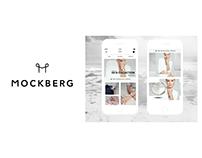 Mockberg Redesign