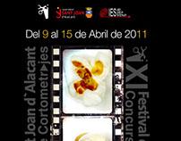 Cartel FestivaldeCine SanJoan