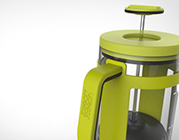 Respresso | Cafetiere Concept - JosephJoseph