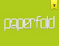 Paperfold - Digital & PhotoFont