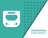 Tourism Promotion in Metro Spaces