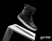 Brucketti: Shoes campaign