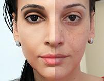 Tratamento de Pele e Maquiagem Digital