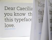 Type Specimen/PMN Caecilia