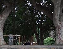 STELLA MELIGOUNAKI -SATURDAY IN THE PARK