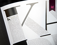 KARL LAGERFELD - Editorial Design