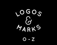 LOGOS & MARKS (O-Z)