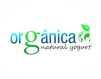 Organica Yogurt 2006 - 2009