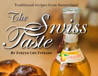 The Swiss Taste - Cookbook