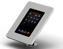 Itop twist Apple iPad counter stand