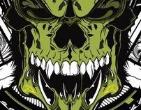 Demon Skull