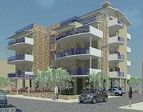 Apartment building , Pefki, Athens, Greece