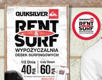Quiksilver Rent&Surf