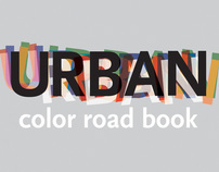 Urban Color Road Book - Porto
