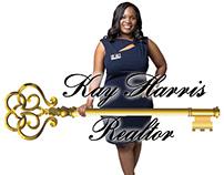 Kay Harris Logo and Website