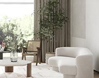 Quietude- Living Room