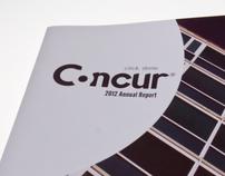 Concur 2012 Annual Report