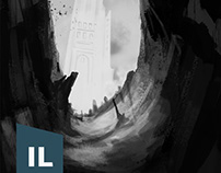 [Speed Painting] - La Forteresse